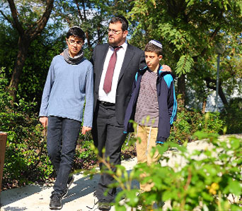Advancing Haredi Youth Towards Higher Education