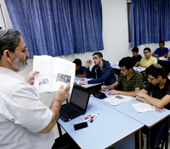 Strenghtening Higher Yeshivot